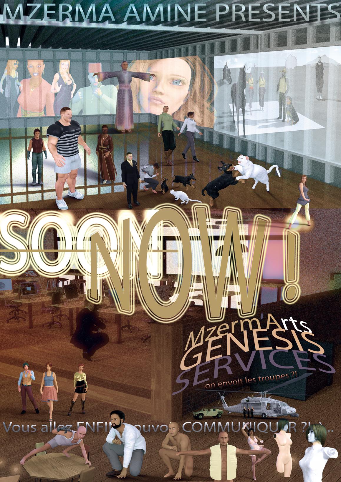 NOUVEAUX SERVICES de composition, conception, personnalisation et adaptation de mannequins virtuels ...